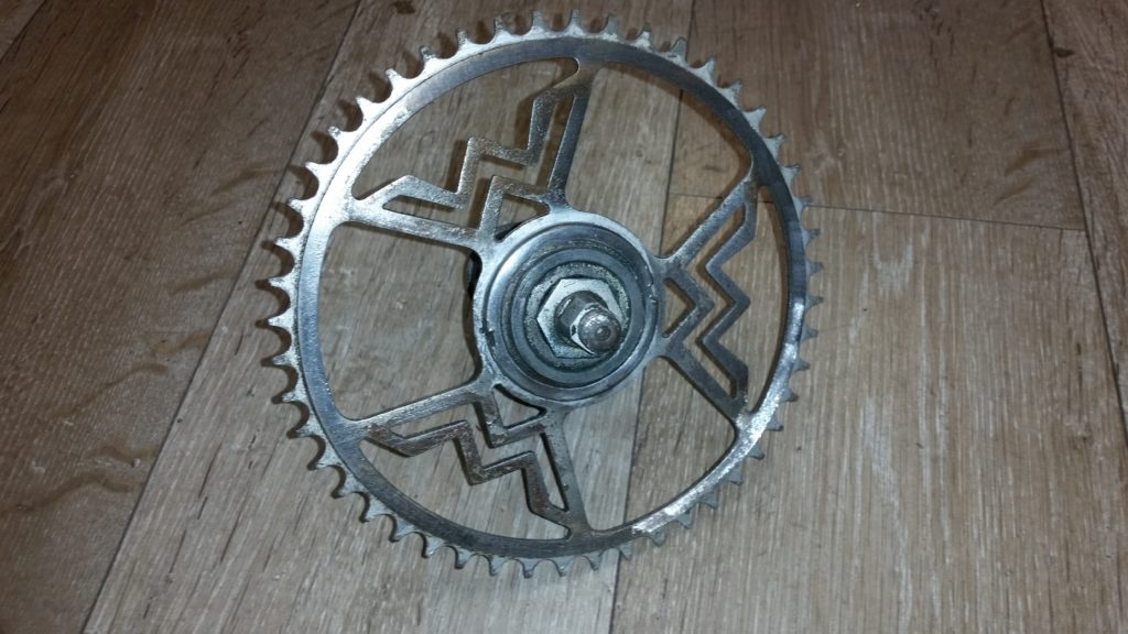 Wanderer 2-Gang Getriebe Fahrrad 1936 Kettenblatt