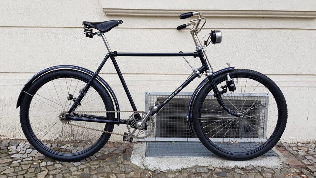 Wanderer 1936 2 Gang Tretlager Getriebe Fahrrad