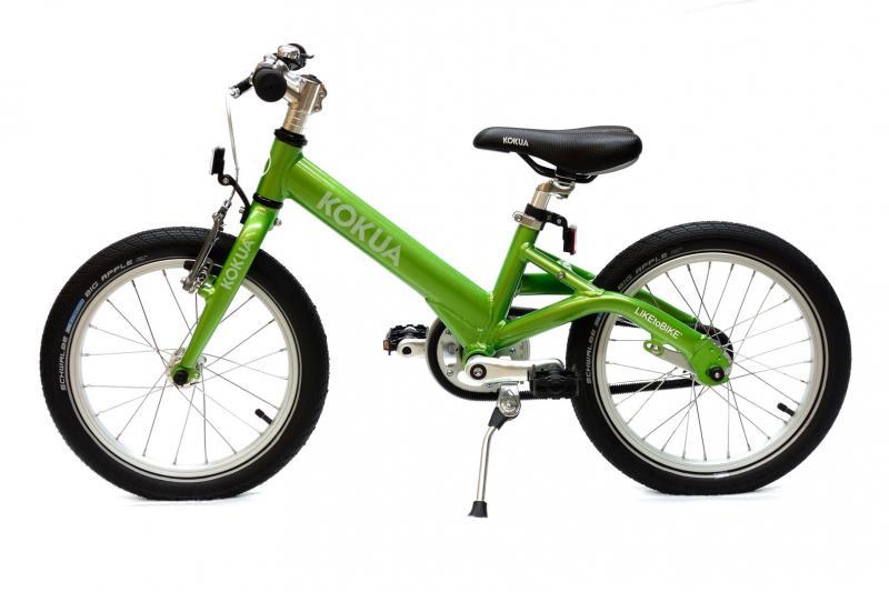 kokua kinderfahrrad liketobike 16 familybike ihr fahrradladen mit werkstatt in berlin pankow. Black Bedroom Furniture Sets. Home Design Ideas